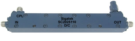SC2025110 Directional Coupler 20 dB 0.5-18.0 Ghz