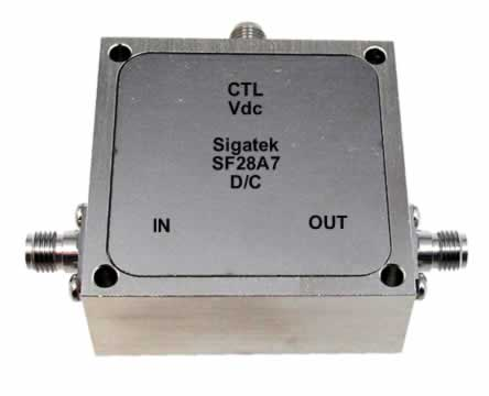 Voltage Controlled Analog Phase Shifters 180 and 360 Degree
