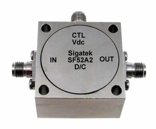 SF52A2 Analog Phase Shifter 180 degree 60-120 Mhz