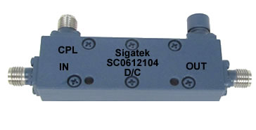 Directional couplers 6 dB 0.5-18 Ghz
