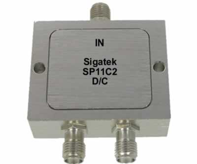 SP11C2 Power Divider 2 way 5-1000 Mhz