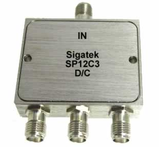 Power Dividers: 2-way to 16-way up to 60 Ghz
