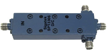 SP13306 Power Divider 3 way 8.0-12.4 Ghz