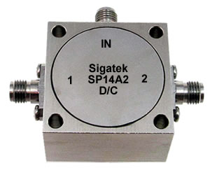 SP14A2 Power Divider 2 way 5-2500 Mhz