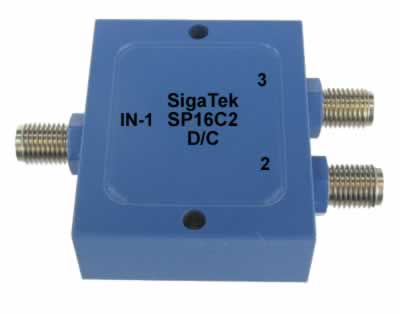 SP16C2 Power Divider 2 way 5-3500 Mhz